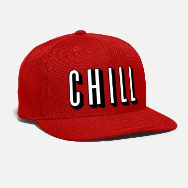 Tinder Chill [HQ] - Snap-back Baseball Cap