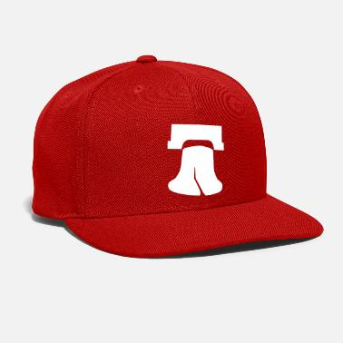 Liberty Bell Bell Logo - Snap-back Baseball Cap