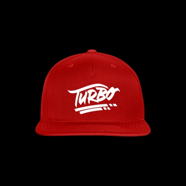 Turbo! - Snap-back Baseball Cap