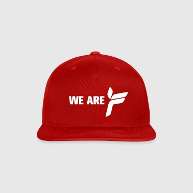 Ferry Corsten 'We are F' snap-bag - Snap-back Baseball Cap