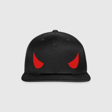 Devil - Snap-back Baseball Cap