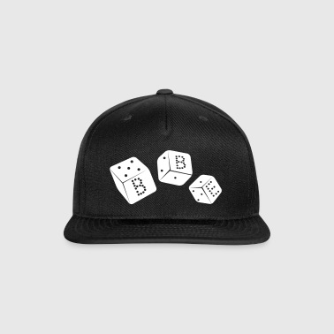 black box_vector2 - Snap-back Baseball Cap