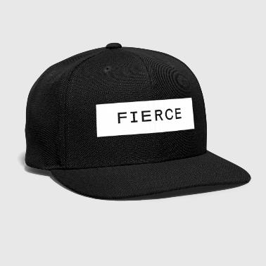 fierceplot247fresh - Snap-back Baseball Cap