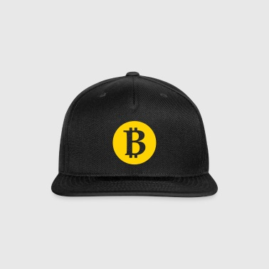 Bitcoin - Snap-back Baseball Cap