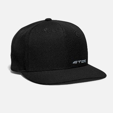 bfb6c042bc6c6 Trout Flat Brim Trout Hat - Snapback Cap