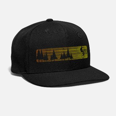 Bike mountain bike cycling MTB t-shirt - Snapback Cap