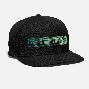 Bike mountain bike - Snapback Cap