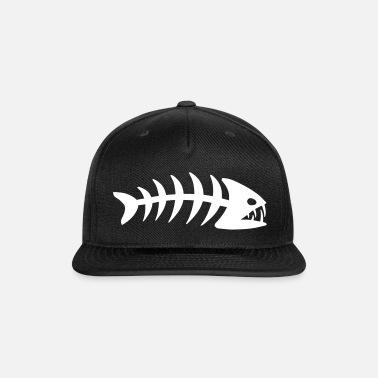6d0d1a702b2 Fish Bone Baseball Cap