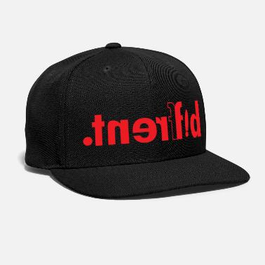 Diffrent T Shirts For Men - Snap-back Baseball Cap