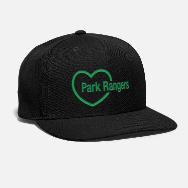 Park Ranger Park Rangers - Snap-back Baseball Cap af7dd12d5e4