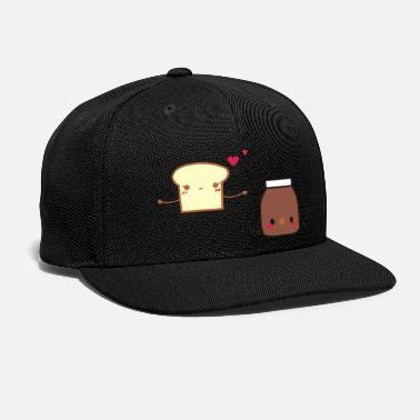 Loaf loaf and chocolate - Snapback Cap