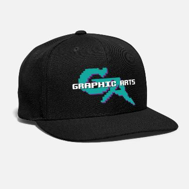 Graphic Art Graphic Arts - Snapback Cap