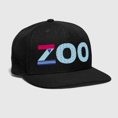 Zoo Zoo - Snap-back Baseball Cap