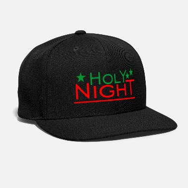 Holi holy night - Snap-back Baseball Cap