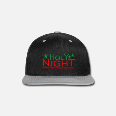 Nightspot holy night - Snapback Cap