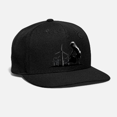 Wind Turbine Winds Of Change - Snapback Cap