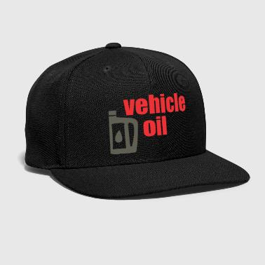 Vehicle vehicle oil - Snap-back Baseball Cap