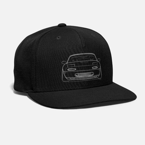 1f080e328 Mazda Miata MX5 Snapback Cap | Spreadshirt