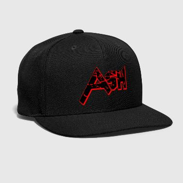 Ash cooltweezerman553 - Snap-back Baseball Cap