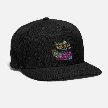 Human Anatomy Human teeth anatomy - Snapback Cap