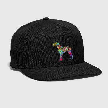 Great Dane Great Dane - Snap-back Baseball Cap