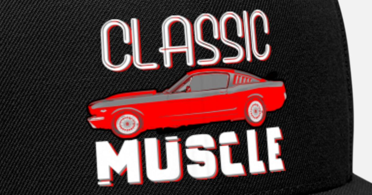 Funny Muscle Classic Car Power Strength Humor By Jbstuch