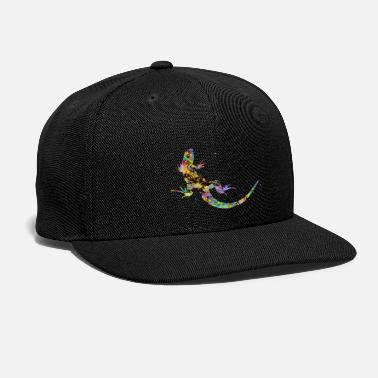 Lizard Lizard - Snap-back Baseball Cap