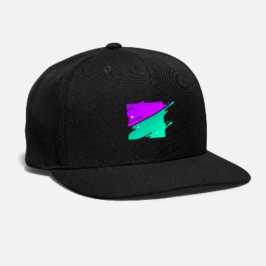 Square square - Snap-back Baseball Cap