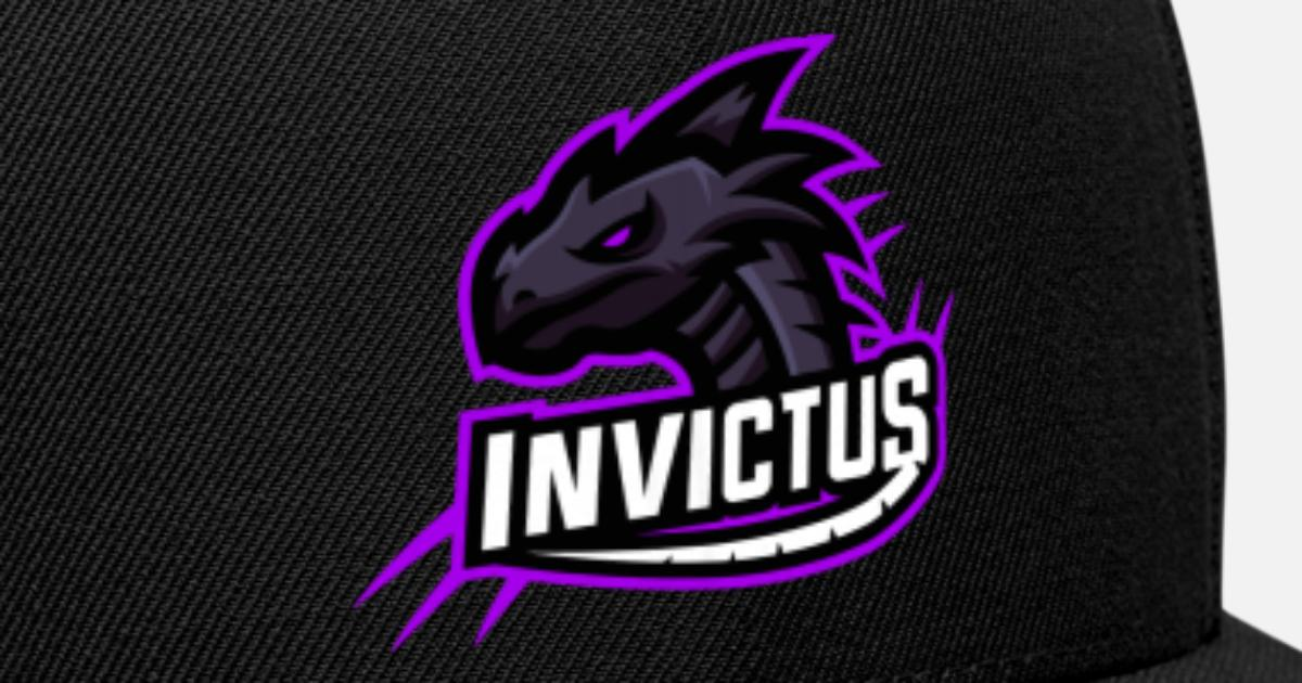 631b7ffb505 Invictus eSports Merch Snapback Cap