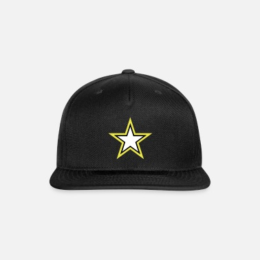 452b3f71112679 Army Star U.S. military Logo in 3 Colors Baseball Cap | Spreadshirt