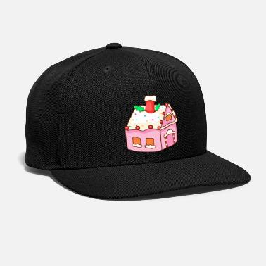 Bakery Christmas Food Bakery Xmas - Snap-back Baseball Cap