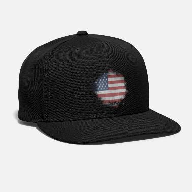 American Icon America - Snap-back Baseball Cap