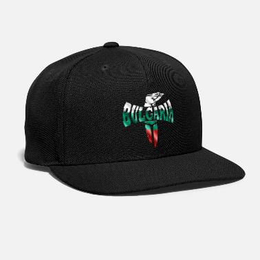Bulgaria Bulgaria - Snap-back Baseball Cap