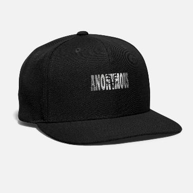 Anonymous Anonymous - Snap-back Baseball Cap