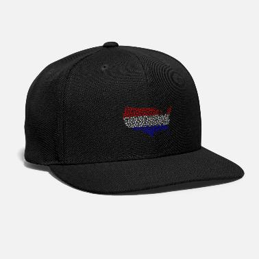 United United states - Snap-back Baseball Cap