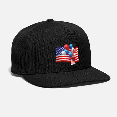 Feast Day USA feast Day - Snap-back Baseball Cap