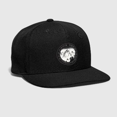 The Chinese Mountains - Snap-back Baseball Cap