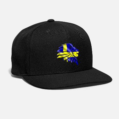 Sweden Sweden - Snap-back Baseball Cap