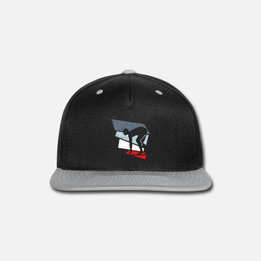 Swimmer Swimmers Swimmers - Snapback Cap