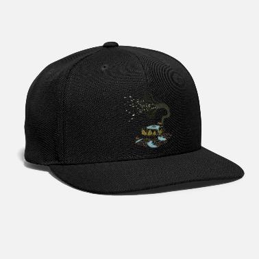 Flora Flora Phonograph - Snap-back Baseball Cap
