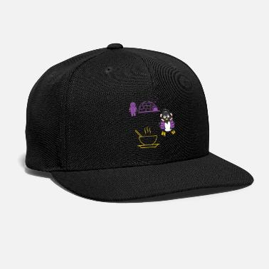 Bowling For Soup Penguin and Eskimo with a hot soup bowl - Snapback Cap