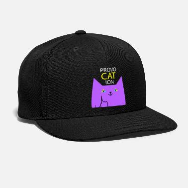 Provocation Provocation cat - Snapback Cap