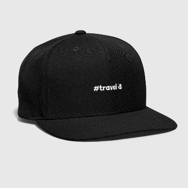 Travel travel - Snap-back Baseball Cap