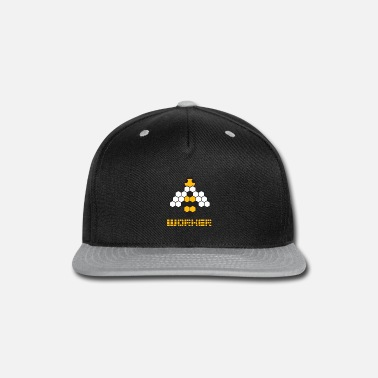 Bee Worker Bee - Snapback Cap