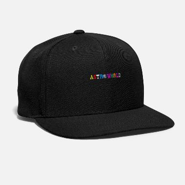 Save Astroworld Save World Save Planet - Snap-back Baseball Cap