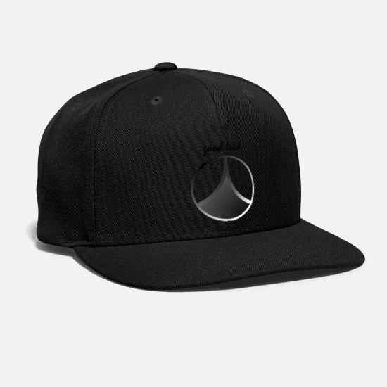 Be Different Caps - good luck - Snapback Cap black