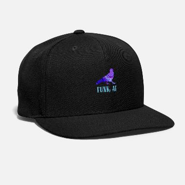 Pong Pigeons Playing Ping Pong Funk AF PPPP - Snapback Cap