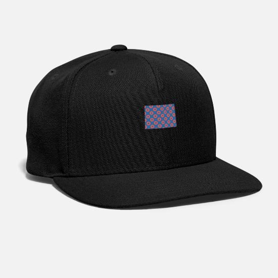 Phish Caps - Phish Colorado Fishman Phanart - Snapback Cap black