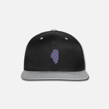 Phanart Phish Fishman Donut Illinois Phanart - Snapback Cap