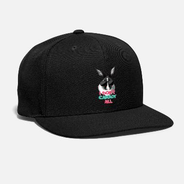 Irish Funny Easter Puns Shirt I Don t Carrot All Easter - Snapback Cap